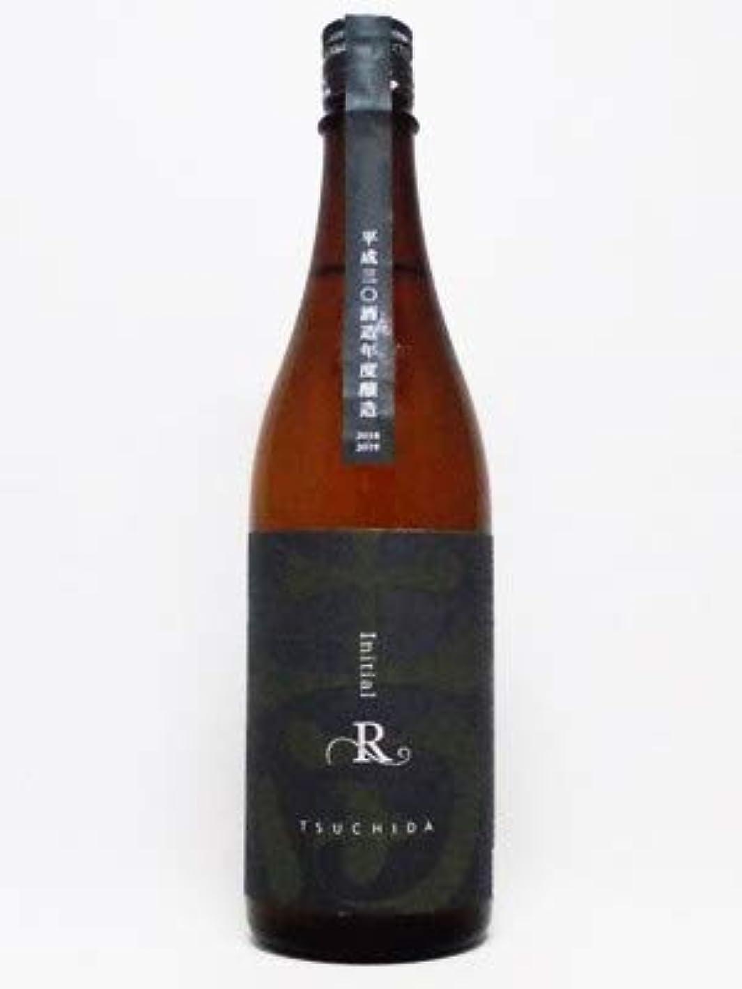 フィクション眠いです雹日本酒 土田 イニシャル「R」山廃純米酒 720ml 土田酒造 要冷蔵