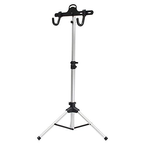Bicycle Maintenance Frame Mountain Bike Triangle Trailer Frame Vertical Display Stand Adjustable Height