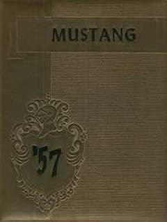 (Custom Reprint) Yearbook: 1957 Manitou Springs High School - Mustang Yearbook (Manitou Springs, CO)
