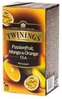 Twinings Passion Fruit Mango and ORANGE 50G. PACK 25