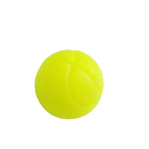 nsblln Tennis und Zubehör Tennisschläger Vibration Absorber Kugel-Form-Squash-Schläger Dämpfer Stoßdämpfer-Gelb