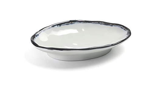 Lacor 63875 Plat Ovale Mélamine Sans BPA 28'4x19x5'1 cm