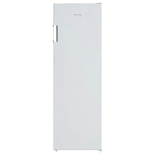 EVVO Congelador Vertical F170-206 litros, Tecnología Inverter, MULTI AIR FLOW, Clase energética A+, 4 años de garantía