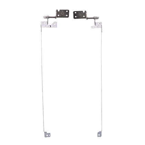 perfk Pair For Lenovo B570/ B575/ V570/ V575/ B570E/ B575E Laptop Computer LCD Screen Hinges Left and Right Set