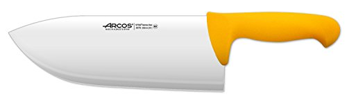 Arcos 2900 - Cuchillo de golpe, 255 mm (estuche)