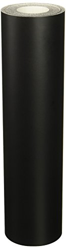"""Roll of Oracal 651 Matte Black Vinyl for Craft Cutters and Vinyl Sign Cutters (12""""x50FT)"""