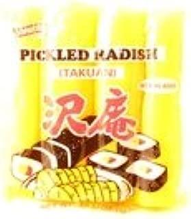 Takuan (Pickled Radish) - 35.2oz [Pack of 3]