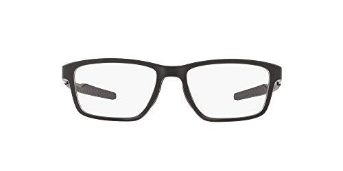 Oakley Unisex Ox8153 Metalink Sonnenbrille, Black, 57