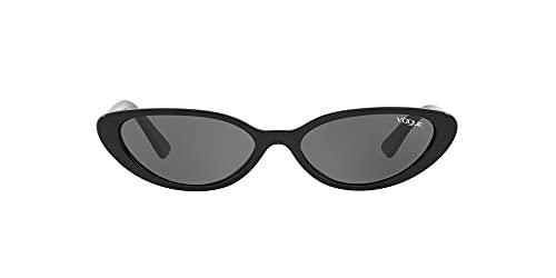 Vogue Eyewear 0VO5237S Occhiali da Sole, Nero (Black), 52 Donna