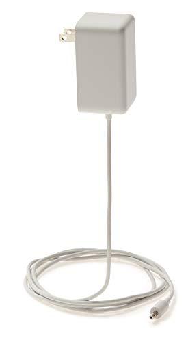 Amazon Echo Power Adapter 15W Chalk: Echo Dot (3rd 4th Gen), Echo Dot (3rd 4th Gen) with Clock, Echo Dot (3rd 4th Gen) Kids Edition, Echo Show 5, Echo Spot, and Fire TV Cube