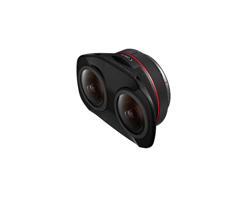 Canon RF5.2mm F2.8 L Dual Fisheye Lens – 3D Virtual Reality, 180 Degree VR, Canon EOS R5 Compatible