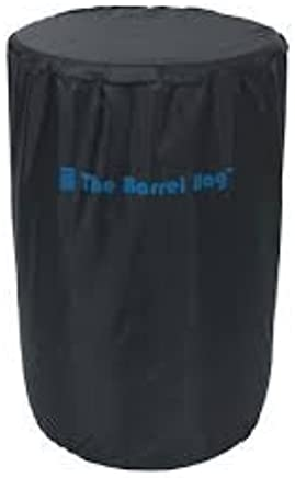 55 Gallon Barrel Bag Cover, Black, : Amazon com: Industrial