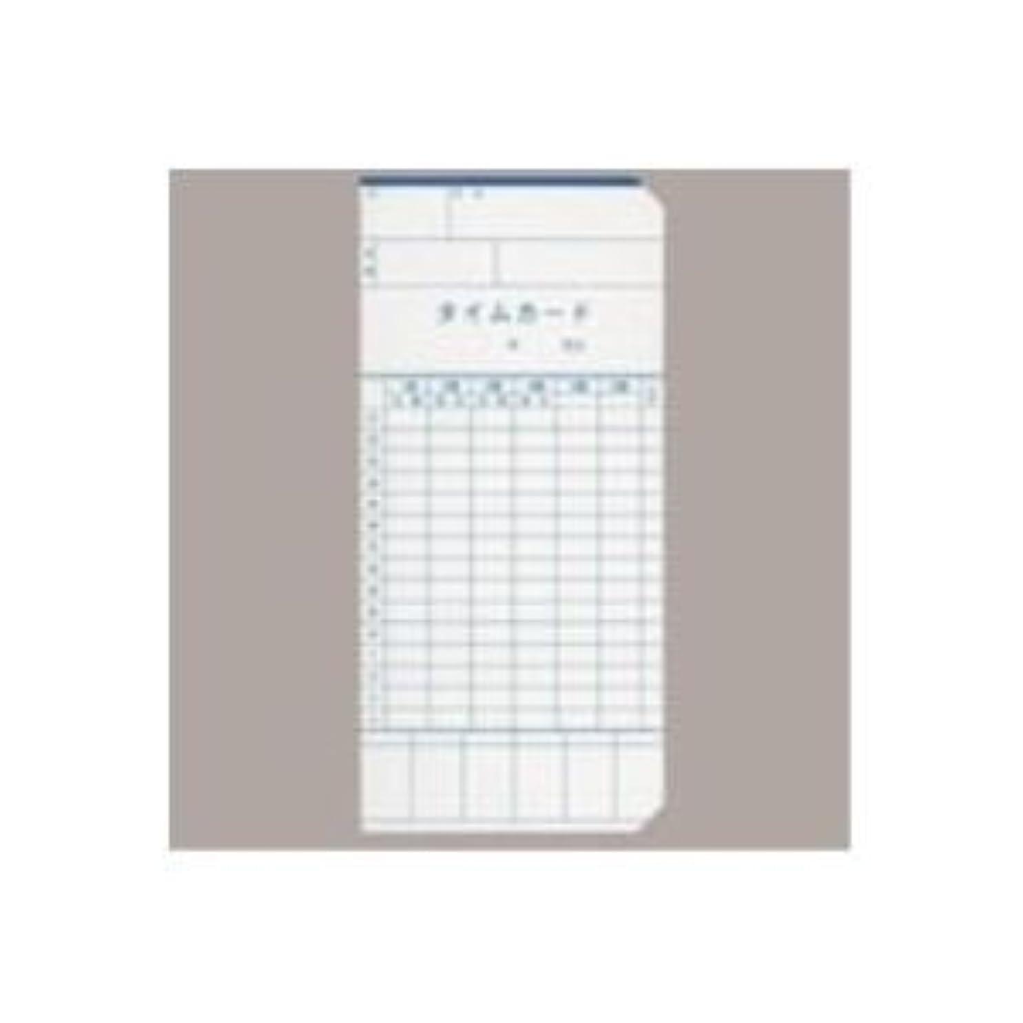 人物倒産同行(業務用3セット)セイコー タイムカード H-31 100枚 ds-1470624