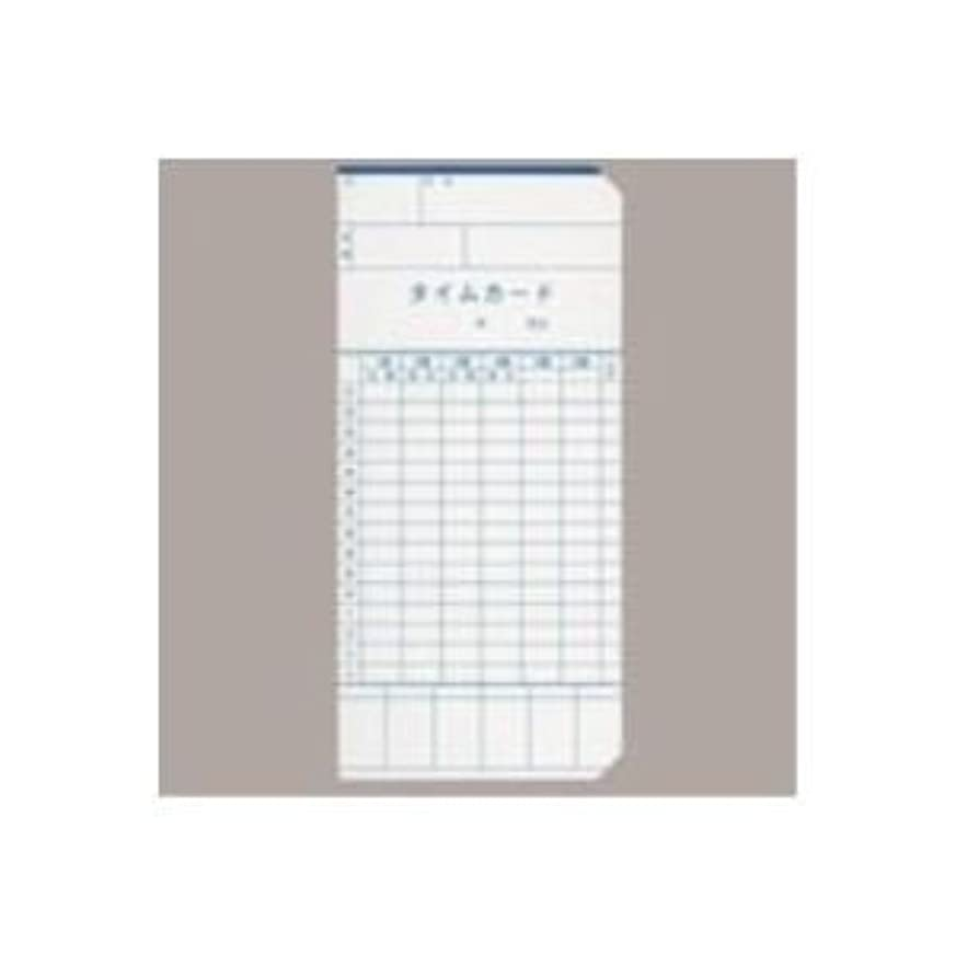 氏押し下げる巻き取り(業務用30セット) セイコー タイムカード H-31 100枚 ×30セット