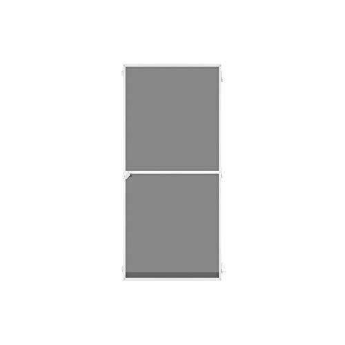 Moustiquaire Porte battante 'Porte USA' L100 cm x H 220 cm Blanc