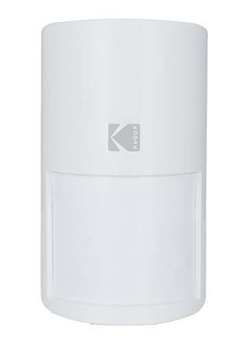 KODAK WMS801 Détécteur de mouvement sans fil compatible avec les caméras KODAK EP101WG/IP101WG/IP102 et les systèmes d'alarme Saxxx