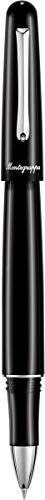 Montegrappa Elmo 01 - Bolígrafo, color negro