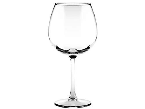 Set 6 Bicchieri da vino rosso, 615 ml