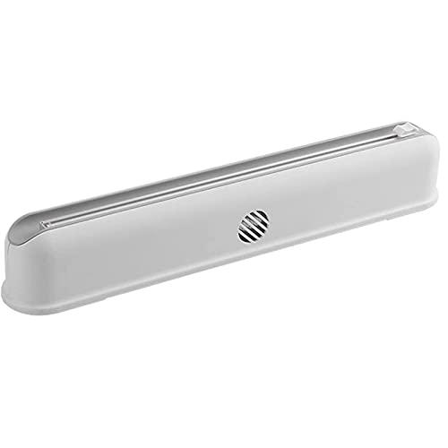 XDLH Dispensador De Película Y Cortador De Películas De Aluminio, Accesorios De Cocina De Empaque De Películas De Película De Lámina, Utilizadas para Cortar La Película De Conco De Alimentos