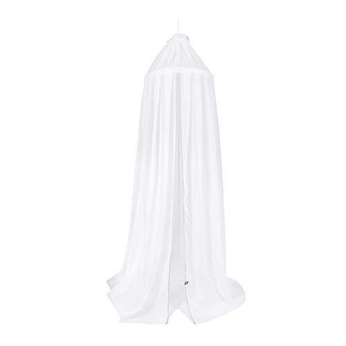 BO Baby's Only - Ciel de lit - Blanc/Mint - 5% coton/5% acrylique/90% polyester