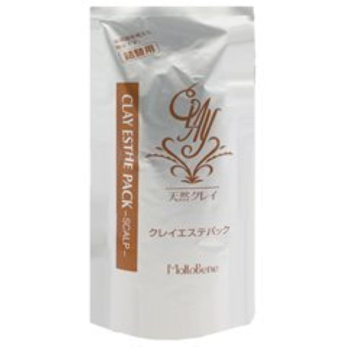パン屋シーン闇【モルトベーネ】クレイエステ パック 詰替用 500g