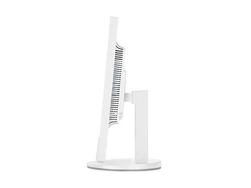 NEC MultiSync EA241WU White 60,96cm 24Zoll LCD Monitor LED Backlight IPS 1920x1200 DVI-I DP HDMI VGA 150mm Height Adjustable
