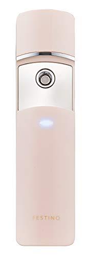 SIMPLEMINDChargingFacialHandyMistフェイシャルハンディミストSMHB-013(ピンク)