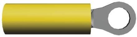 Teensy TE Connectivity Quetschkabelschuh Ringkabelschuh Serie PIDG M2 2 Gelb max 03mm x 50 Stuck