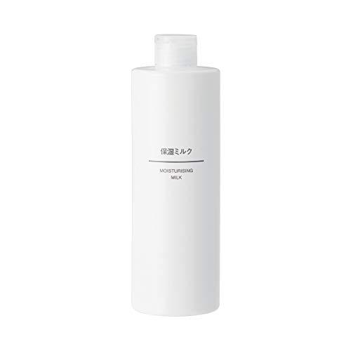 無印良品 保湿ミルク(大容量) ボディクリーム 400ミリリットル (x 1)