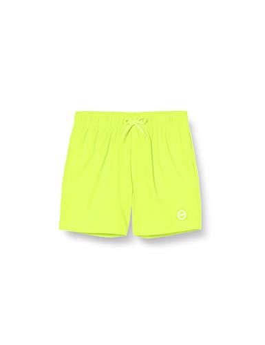 CMP Jungen Stretch Swim Shorts, medium Length Boardshorts, Yellow Fluo, 164