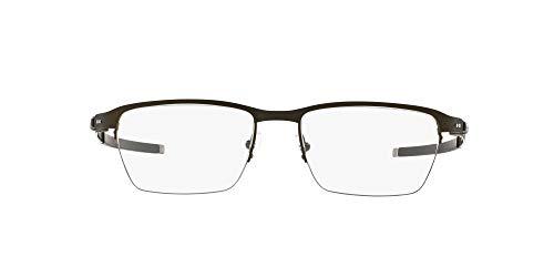 Ray-Ban Herren 0OX5099 Brillengestelle, Braun (Powder Pewter), 53