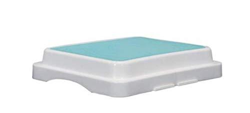 Homecraft Savanah Modular Bad Step, Kleinpaket, Hilfe für das Einsteigen in und außer Badewanne oder Dusche, Strukturrutschhemmende Step, stapelbare für Höhenverstellbarkeit