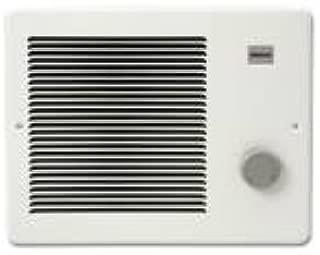 Broan 174 Wall Heater, Fan Forced, 1500W, 120V