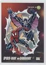 Spider-Man; Darkhawk (Trading Card) 1992 Impel Marvel Universe Series 3 - [Base] #81