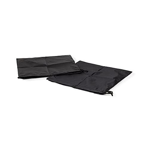 Compactor Set de 2 fundas de zapatos óptimo viaje, Color negro, Fabricado en poliestireno, Tamaño...