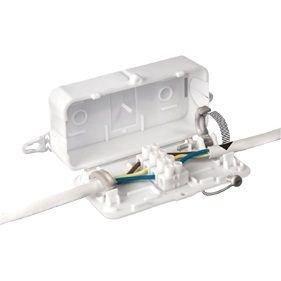 Debox DEKSB-001 4-polig anslutningsblock kopplingsbox (paket med 5)