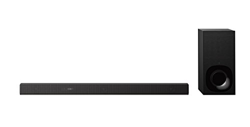 Sony HT-ZF9, barre de son 3.1ch Dolby Atmos DTS:X, Vertical Surround Engine, Wifi, Bluetooth, Hi-Res audio et caisson de basses