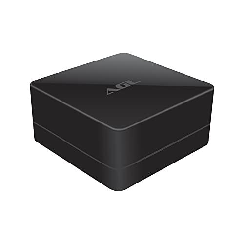 Central WiFi de Controle Infravermelho AGL, compatível com Alexa, Preto