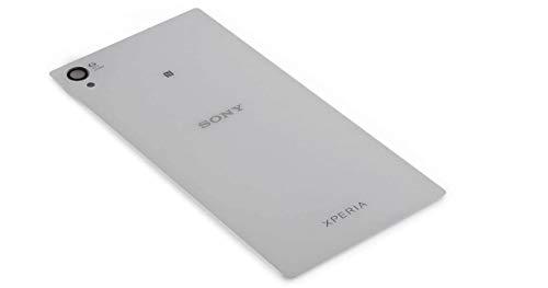 Original Sony Xperia Z1 L39h C6903 LT39H Weiß Oberschale Backcover Akkudeckel Akku Cover Akkufachdeckel inkl Kleber