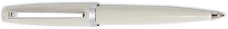 Aurora Style Kugelschreiber - - - Weißes Edelharz & Verchromungen - E32CW B00301IIJ6 | Internationale Wahl  416574