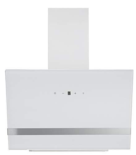 PKM S21-60AWTY Dunstabzugshaube weiß Kopffreihaube 60cm Schräghaube