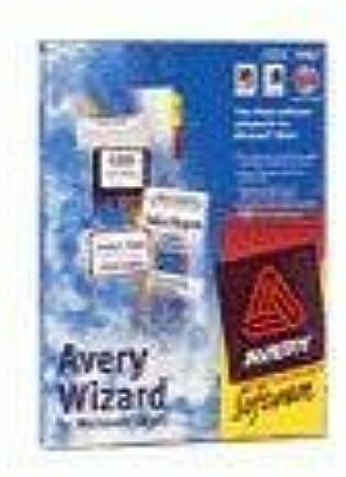 Amazon com: Avery Wizard for Microsoft Word