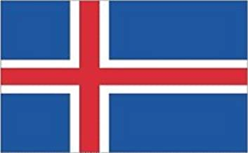 product image for 5x8' Iceland Nylon Flag - All Weather, Durable, Outdoor Nylon Flag - All Star Flags