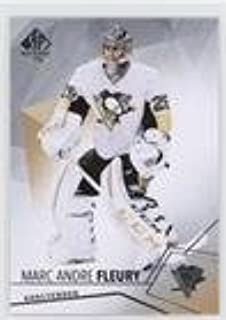 Marc-Andre Fleury (Hockey Card) 2015-16 SP Authentic - [Base] #15