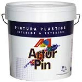 PINTURA PLÁSTICA INTERIOR&EXTERIOR 14 LITROS: Amazon.es ...