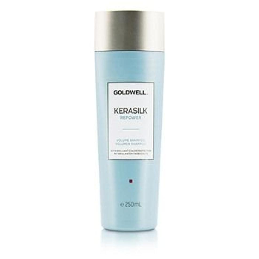 住人パンツオーナメント[Goldwell] Kerasilk Repower Volume Shampoo (For Fine Limp Hair) 250ml/8.4oz