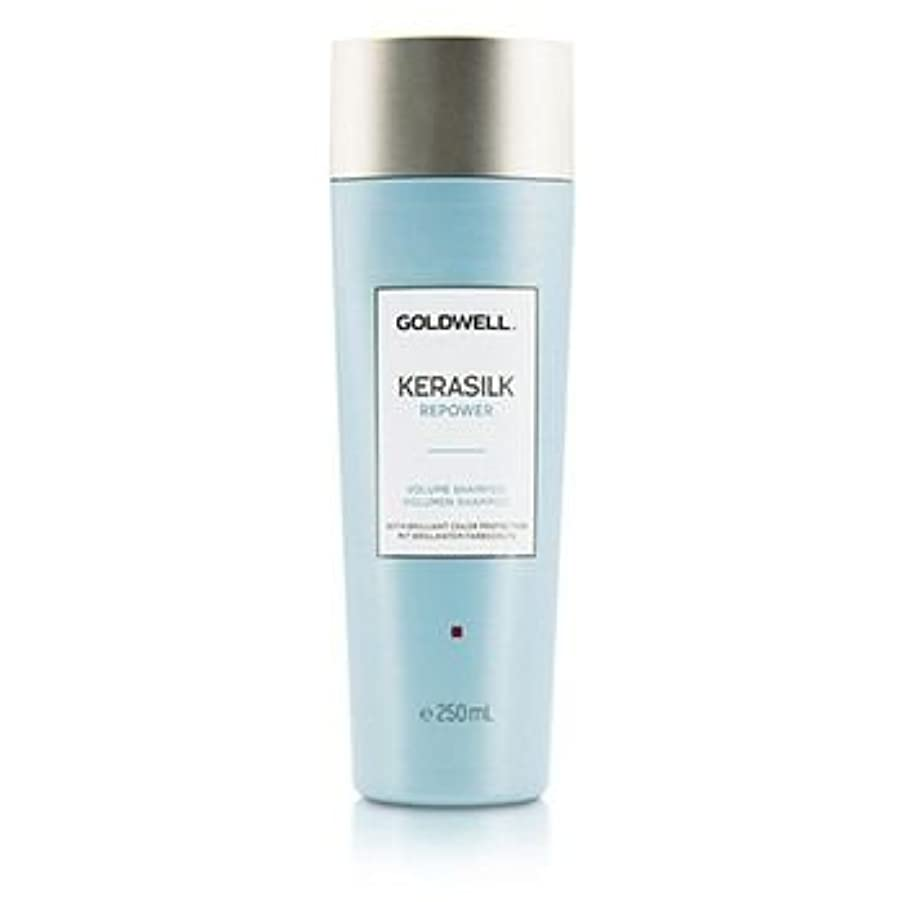 野菜不潔打ち負かす[Goldwell] Kerasilk Repower Volume Shampoo (For Fine Limp Hair) 250ml/8.4oz