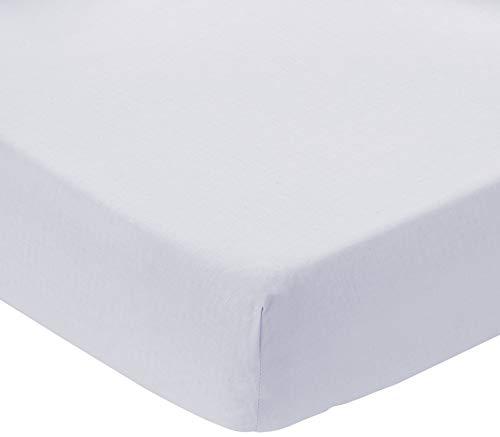 ComfortBaby 00010060-88 Spannbettlaken Beistellbett Plus, weiß