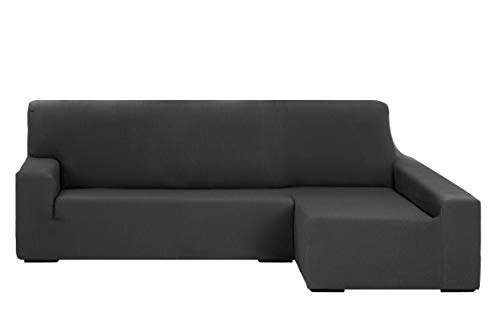 Martina Home Funda de Sofa, Brazo Derecho Largo, color Antra