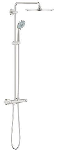 Grohe Euphoria XXL System 310 Duschsystem mit Thermostatbatterie für die Wandmontage, 26075DC0